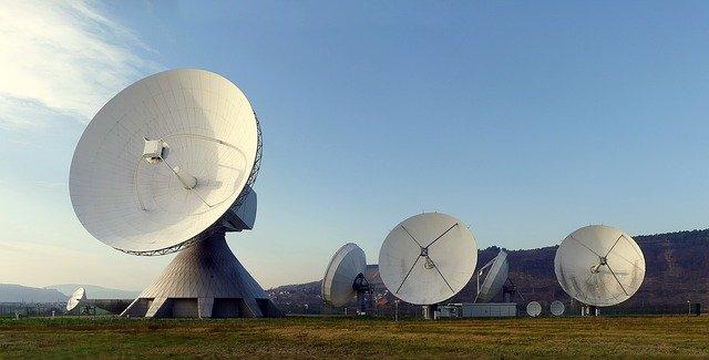 budowa anteny satelitarnej